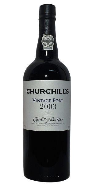 CHutrchill´s Vintage Port 2003