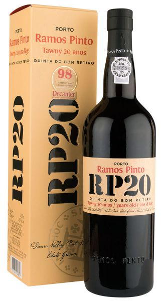 Ramos Pinto 20 Years Old Tawny Port