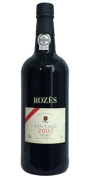 Rozes Vintage Port 2007
