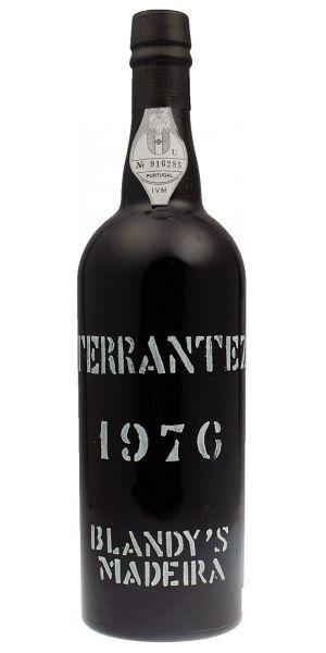 Blandys Terrantez 1976