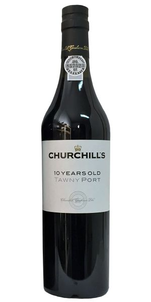 Churchill's 10 Years Old Tawny Port