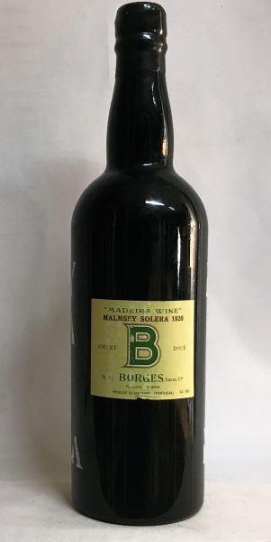 Madeira Borges Verdelho 1920