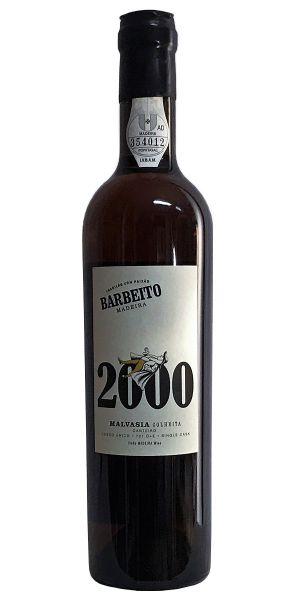 Barbeito Malvasia Colheita 2000