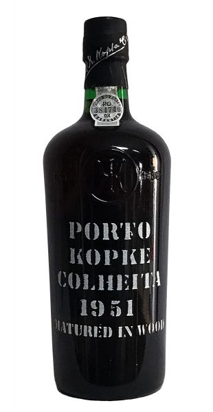 Kopke Colheita Port 1951