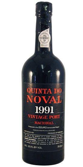Quinta do Noval Vintage Port Nacional 1991