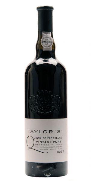 Taylor's Quinta de Vargellas Vintage Port 1995