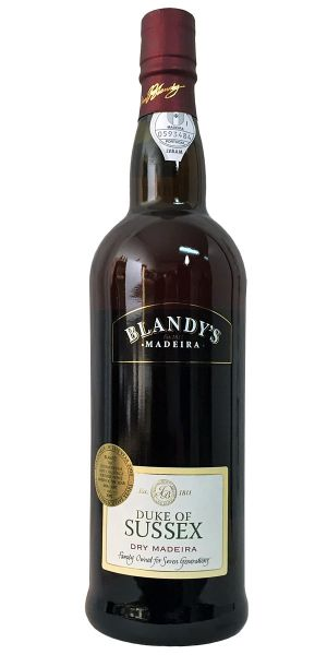 Madeira Blandy's Duke of Sussex