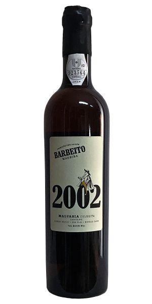 Barbeito Malvasia Colheita 2002