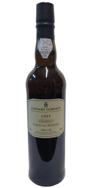 Madeira Cossart Gordon Verdelho Colheita 1995