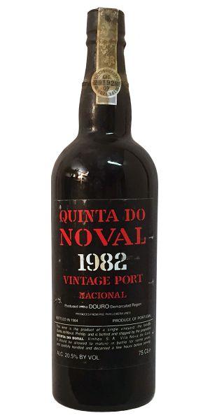Quinta do Noval Vintage Port Nacional 1982