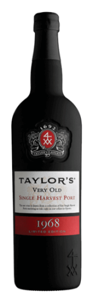 Taylor's Single Harvest Colheita Port 1968