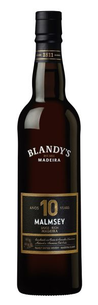 Madeira Blandy's 10 Years old Malmsey