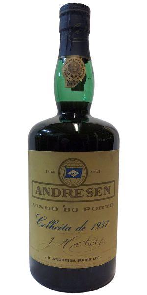 Andresen Colheita Port 1937