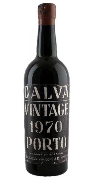 Dalva Vintage Port 1970