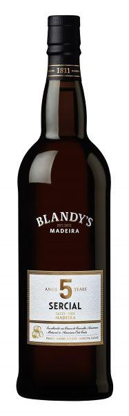 Madeira Blandys 5 year old Sercial