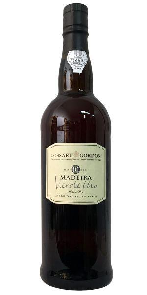 Madeira Cossart Gordon 10 Years Old Verdelho