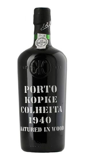Kopke Colheita Port 1940