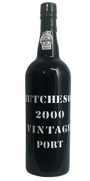 Hutcheson Vintage Port 2000