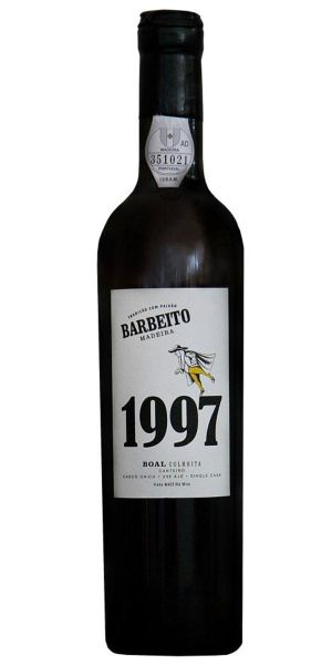 Barbeito Boal Colheita 1997
