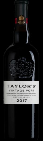 Taylor Vintage Port 2017