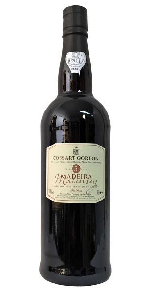 Madeira Cossart Gordon 5 Years Old Malmsey