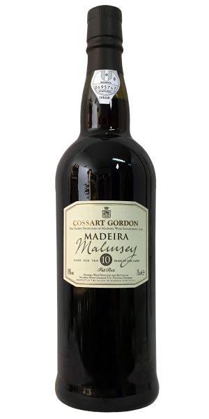 Madeira Cossart Gordon 10 Years Old Malmsey