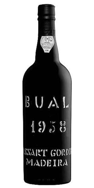 Madeira Cossart Gordon Bual 1958