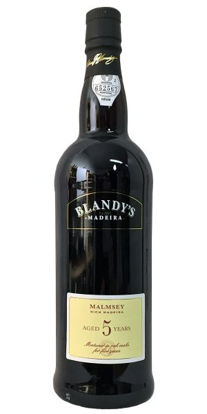 Madeira Blandy's 5 Years Old Malmsey