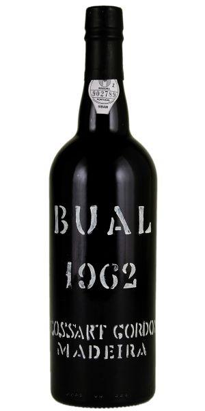 Madeira Cossart Gordon Bual 1962