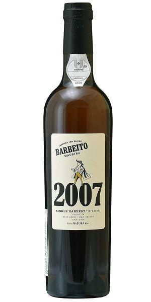 Madeira Barbeito Single Harvest Colheita 2007 Tinta Negra