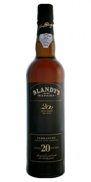 Blandys 20 Years Old Terrantez