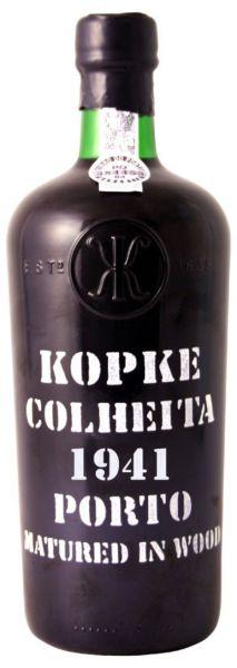 Kopke Colheita Port 1941