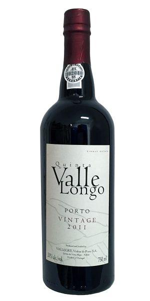 Vista Alegre Quinta de Valle Longo Vintage Port 2011