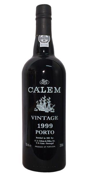 Calem Vintage Port 1999