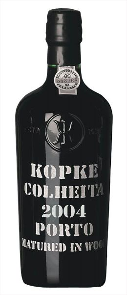Kopke Colheita Port 2004