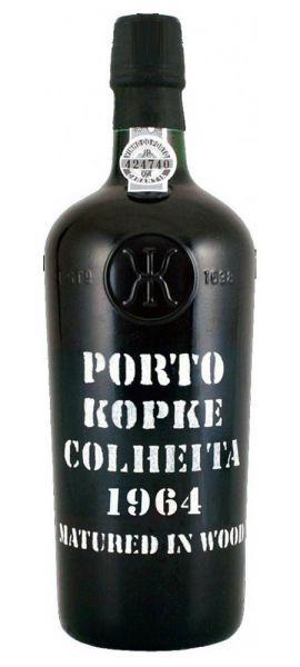 Kopke Colheita Port 1964