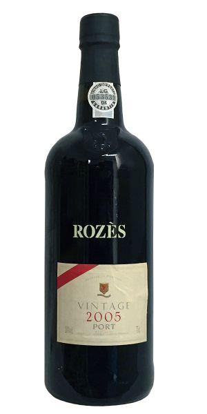 Rozes Vintage Port 2005