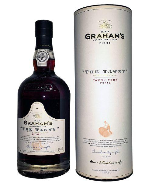 Graham's Tawny Reserve Port The Tawny