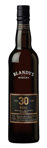 Madeira Blandys 30 Years Old Bual