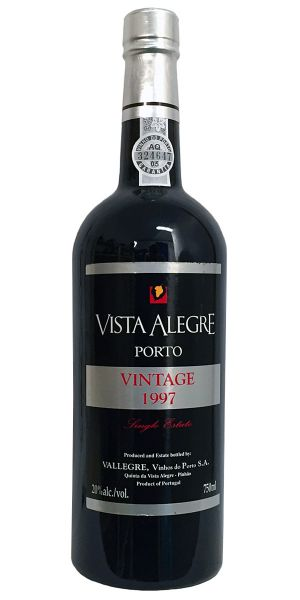 Vista Alegre Vintage Port 1997