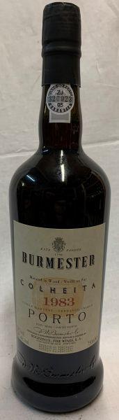 Burmester Colheita 1983