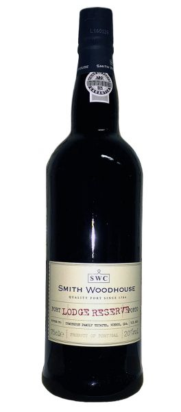 Smith Woodhouse Lodge Reserve Port
