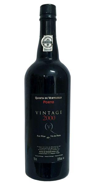 Quinta do Ventozelo Vintage Port 2000