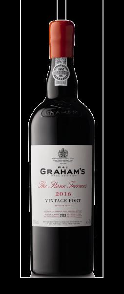 Graham The Stone Terraces Vintage Port 2016