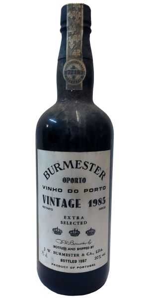 Burmester Vintage Port 1985