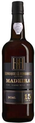 Henriques & Henriques 15 Years Old Bual
