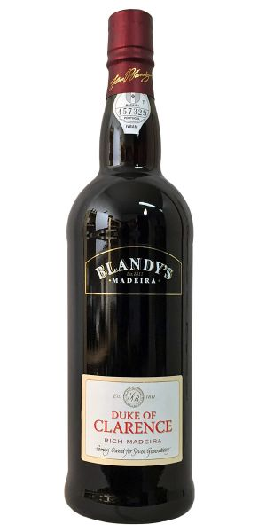 Madeira Blandy's Duke of Clarence